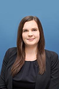 Lawyer Chloe Goldsworthy