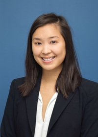 Lawyer Courtney Chan