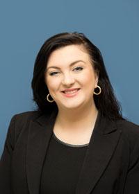 Lawyer Hayley Boswell